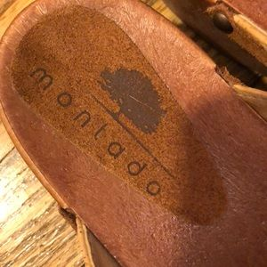 Montado Shoes - Environmentally friendly cork Montado clog, Sz. 12